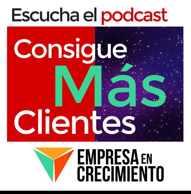 Podcast - Consigue más clientes