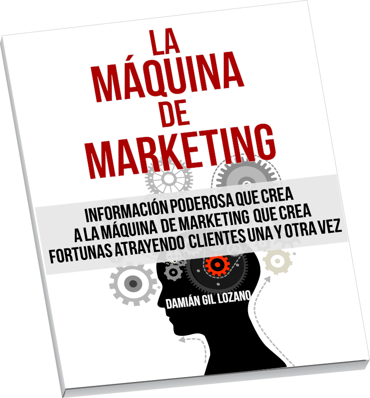 Libro: La Maquina De Marketing