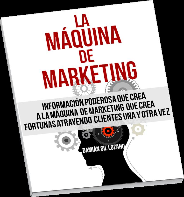 Libro: La Maquina De Marketing